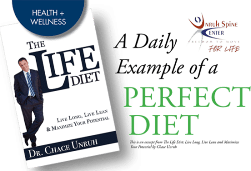 """The Life Diet"" Book Cover"
